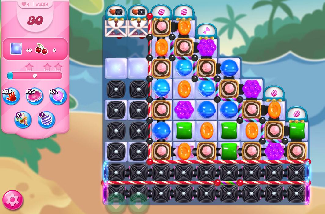 Candy Crush Saga level 8229