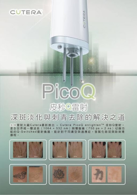 picoQ皮秒雷射和其他皮秒雷射的差異性