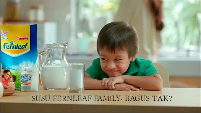 Susu Fernleaf Family Bagus Tak?
