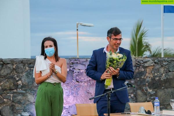 El Ayuntamiento de Santa Cruz de La Palma presenta la segunda novela del escritor palmero Esteban San Juan Hernández