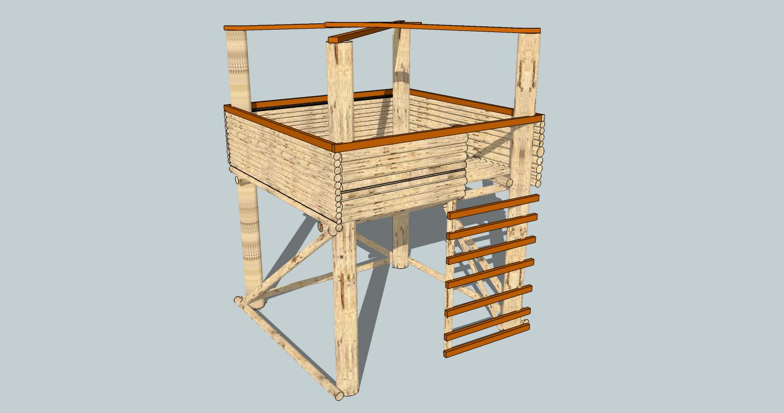 baumhaus selber bauen plattform ein baumhaus f r kinder im garten bauen n tzliche tipps und. Black Bedroom Furniture Sets. Home Design Ideas