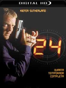 24 Horas 2005 4ª Temporada Completa Torrent Download – WEB-DL 720p Dual Áudio