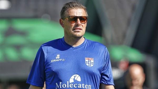 Oficial: PEC Zwolle, John Stegeman dejará el cargo de técnico el 30 de junio de 2021