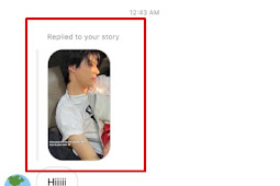 Cara Membuat Reply Palsu DM Instagram Story