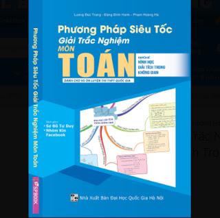 Phương Pháp Siêu Tốc Giải Trắc Nghiệm Môn Toán Chuyên Đề Hình Học Giải Tích Trong Không Gian ebook PDF-EPUB-AWZ3-PRC-MOBI