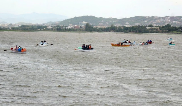 Police demanded to present Challan in case of damage to Rawal Lake