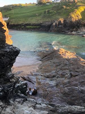 Cornish seawater