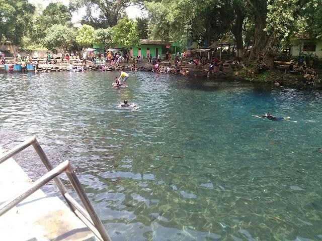 Wisata Pemandian Banyu Biru Pasuruan Harga Tiket Masuk Dan Lokasi Mari Liburan Yuk
