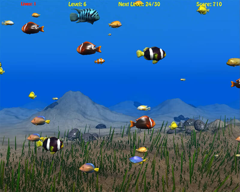 لعبة Sea Fish