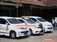 foto sewa mobil pernikahan