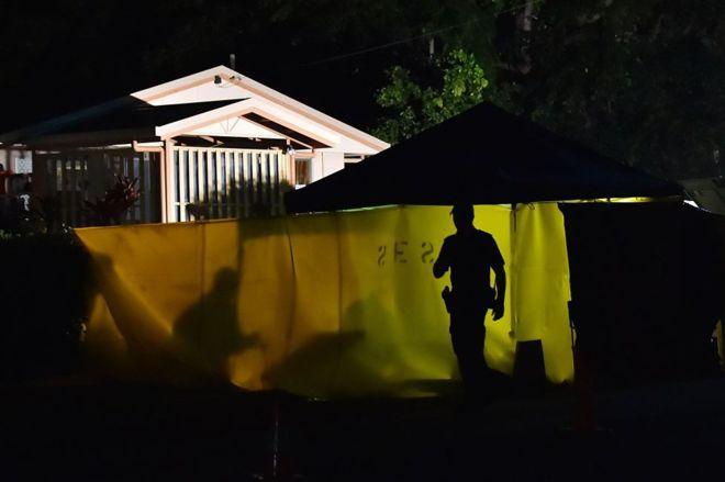 AUSTRALIA KILLINGS: Mother 'not responsible' for killing eight children