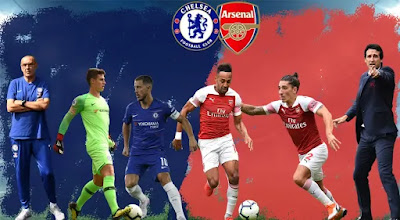 Live Streaming Chelsea vs Arsenal Final Europa League 30.5.2019