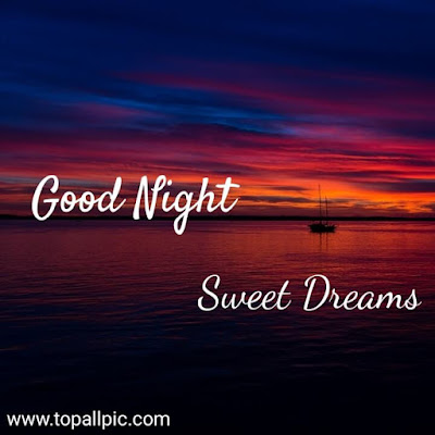 good night sweet dreams photo