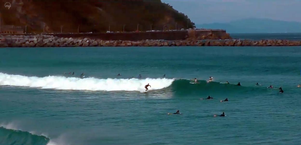 Zurri Olas Surf Sessions