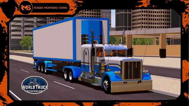 Peterbielt, Peterbielt P359, Skins, Skins Wtds, Skins World Truck