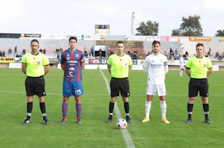 Empate de oro. Poblense 2-2 Real Madrid Castilla.