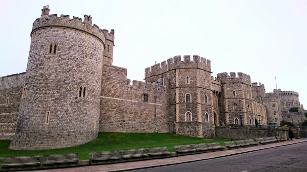Regency History Windsor Castle - Guide