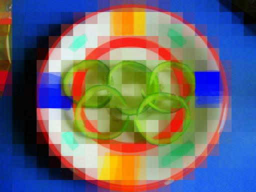 Olympia Salat machen auch ohne Zuschauer! So geht´s...