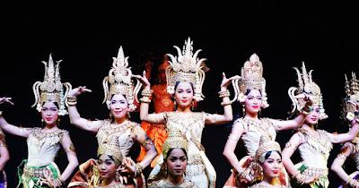 Danzas en Camboya. ¿Se transformarán para gustar a los turistas?