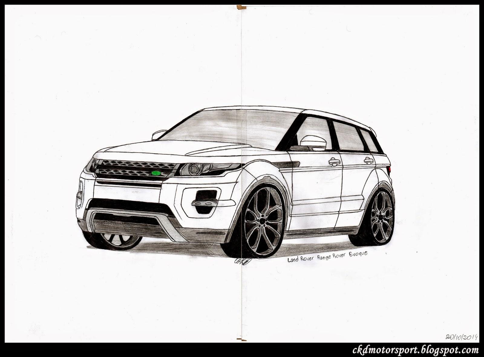 Ckd Motorsport Land Rover Range Rover Evoque