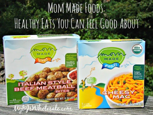 Mom Made Foods: Healthy Eats You Can Feel Good About