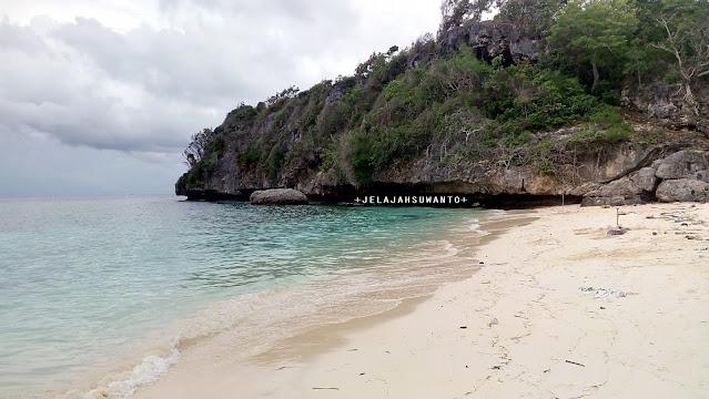 Ujung Pantai Marumasa Darubiah Bonto Bahari Bulukumba