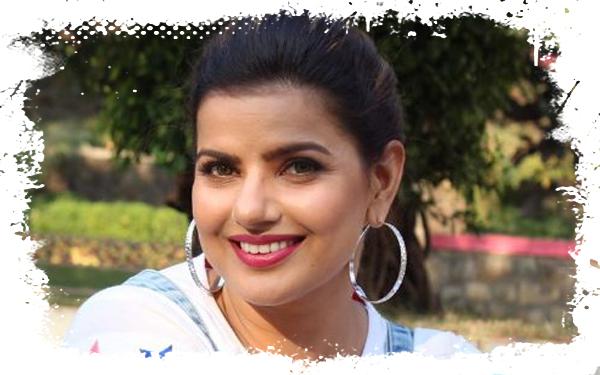 bhojpuri actres Madhu Sharma