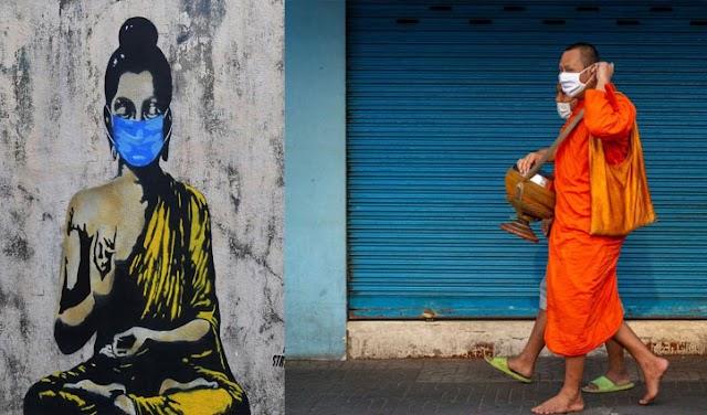 हिमाचल: 20 बौद्ध भिक्षु, 11 नर्सिंग छात्राओं और छह शिक्षकों समेत 48 हुए कोरोना पॉजिटिव