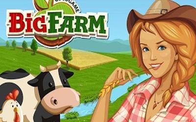 Big Farm - Jeu de Simulation en Ligne