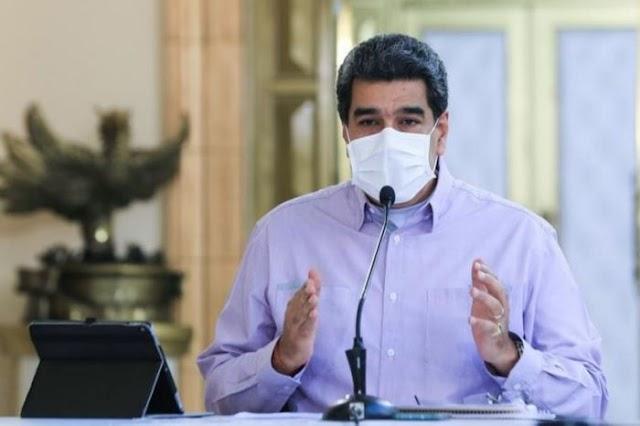 Maduro: Venezuela ha conseguido una medicina que anula al 100% el coronavirus