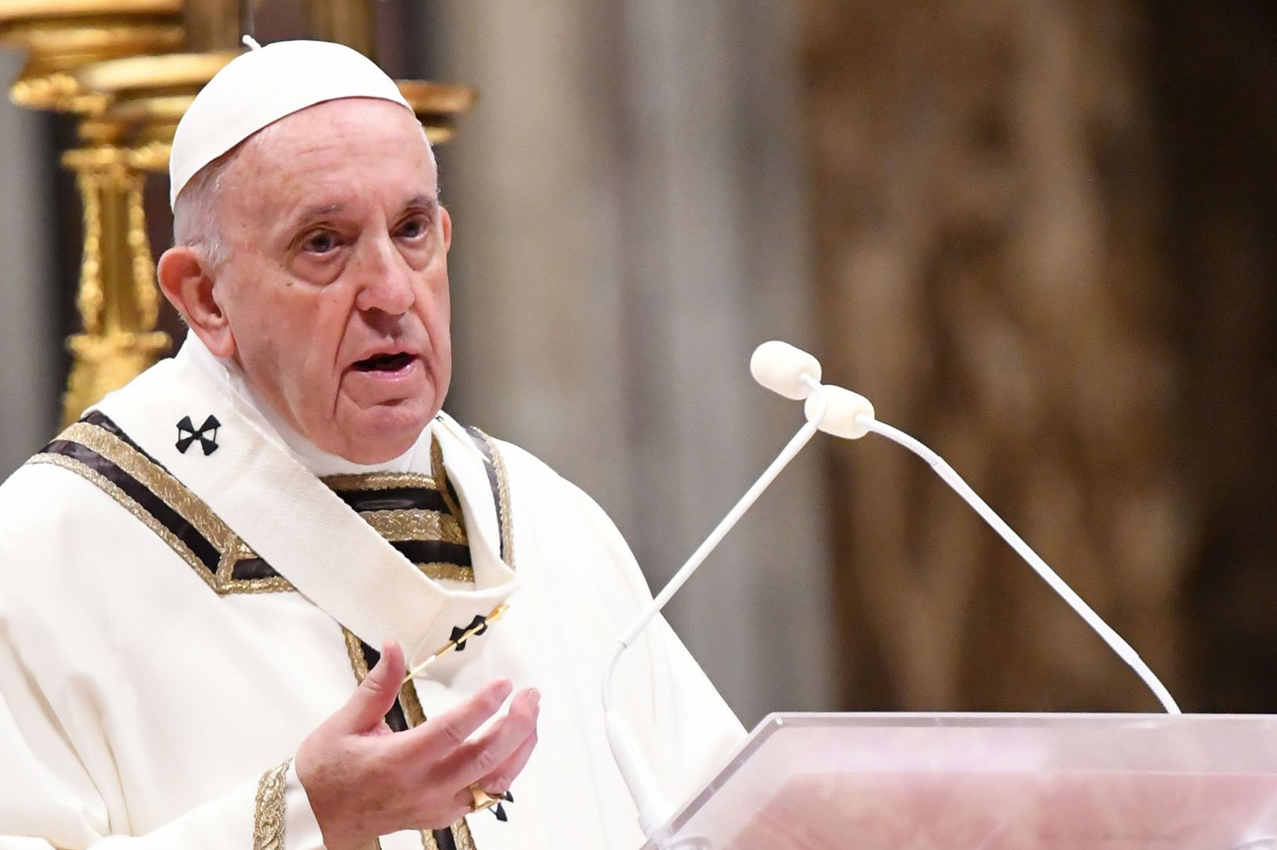 Paus Fransiskus: Saya Bersedia Berlutut di Jalan untuk Hentikan Kekerasan di Myanmar