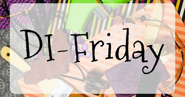 Your Best Halloween Ever, DI-Friday, Halloween crafts diy projects