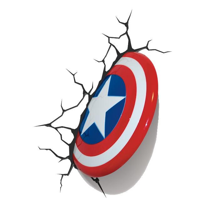 Marvel Comics Captain America's shield, Captain America's shield Spider-Man Light S.H.I.E.L.D., captain america, avengers, heroes, superhero png free png
