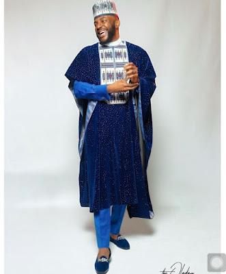 Ebuka Agbada styles