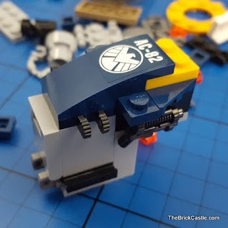 LEGO SHIELD Jet Flyer 76036 review