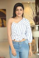 Avantika Mishra in One Shoulder Crop Top and Denim Jeggings ~  Exclusive 038.JPG