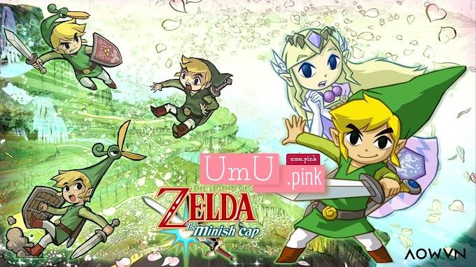 The Legend of Zelda: The Minish Cap Việt Hoá | Tiến Độ và Tuyển Dịch Thuật