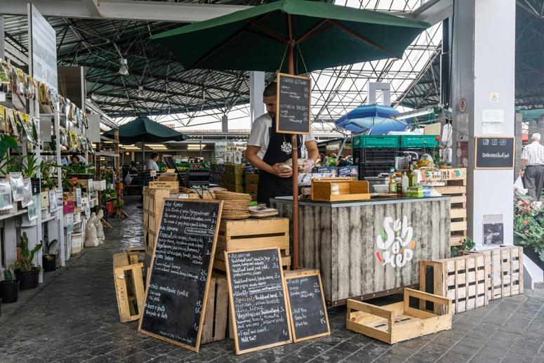 Mercado da Graça Sabores  Local Food