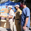 Kepedulian Pangdam Hasanuddin Berikan Bantuan ke Warga Korban Kebakaran
