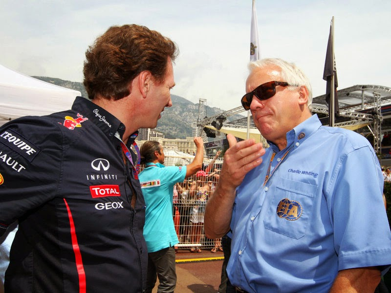Charlie Whiting Twitter: Axis Of Oversteer: Red Bull Slams Charlie Whiting