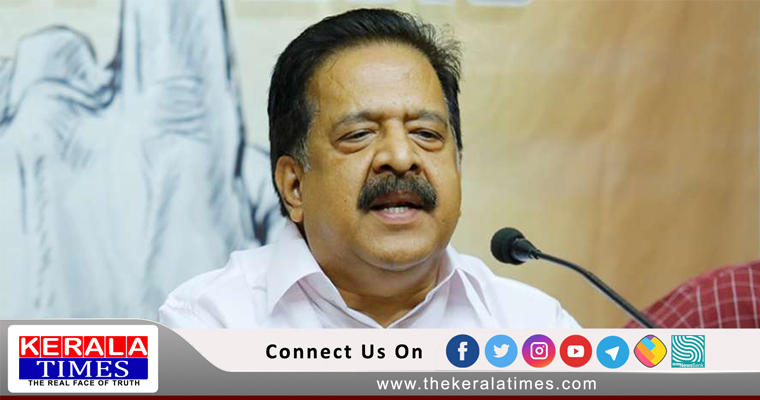 Ramesh Chennithala says another minister's name is coming out in connection with corruption , www.thekeralatimes.com