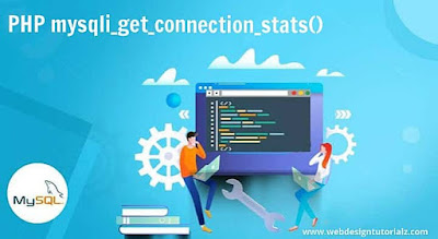 PHP mysqli_get_connection_stats() Function