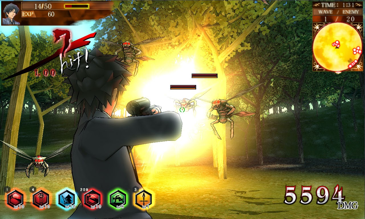 Game Anime PC Fatal Zero Action