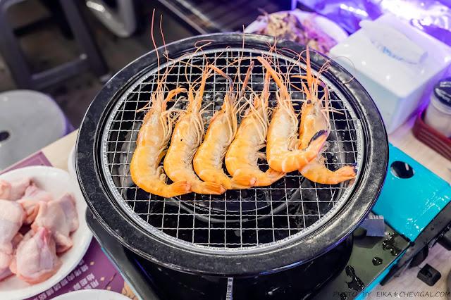 MG 9762 - 熱血採訪│台中第1間泰國流水蝦就在泰夯蝦!全台首創18米玻璃透明LED水道,還有熟食沙拉熱炒海鮮時蔬甜點冰淇淋吃到飽