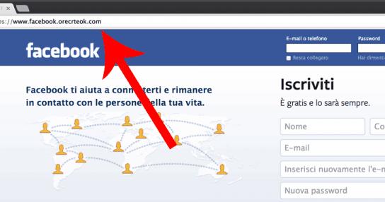 L facebook login Authenticate Using