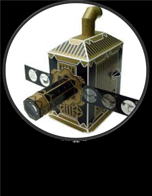 penemuan alat gambar bergerak oleh ahli matematika Milliet de Chales