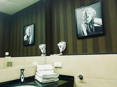 Hotel Afrodyta w Radziejowicach, wnętrze łazienki