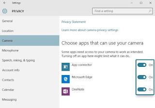 Prevent App-Access to Your Webcam