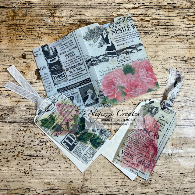 Junk Journal: Making Vellum Using Tea Lights & Paper
