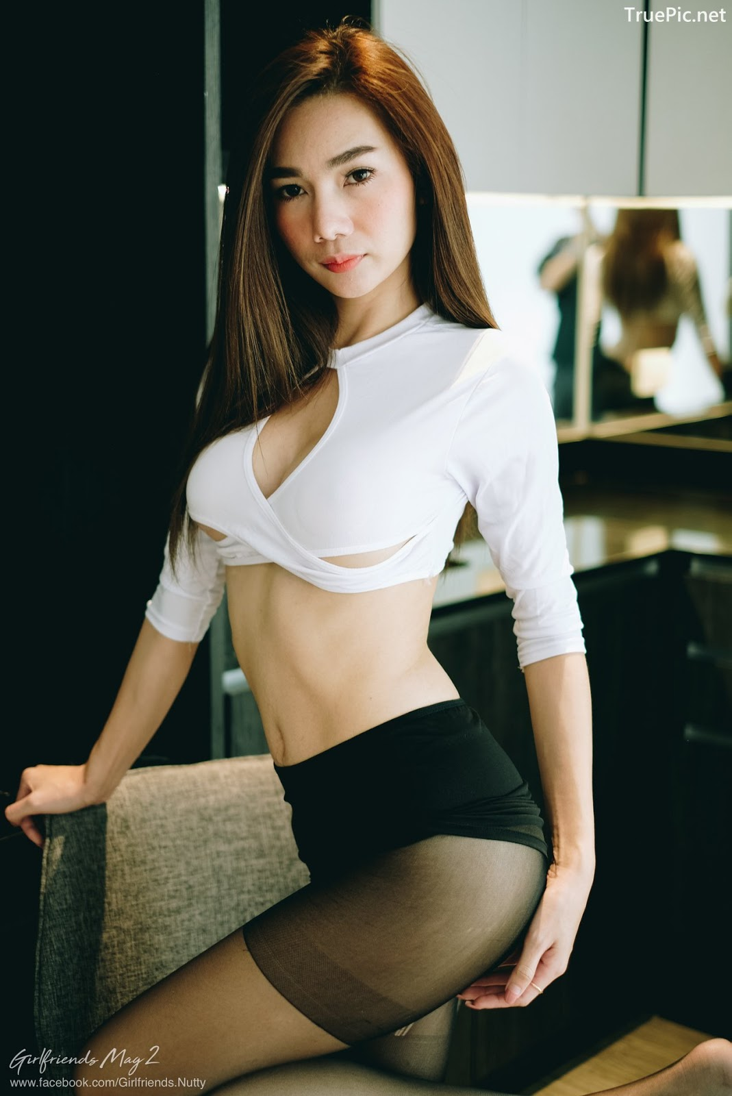 Image Thailand Model - Tadsanapon Kampan - WFH (Work from Hotel) - TruePic.net - Picture-4